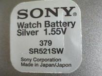 Baterie ceas Sony, cu argint AG0-LR521-G0-379-SR521SW.