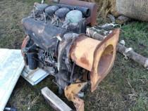 Motor excavator
