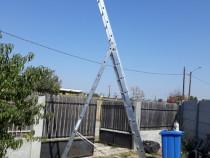 Scara aluminiu 7.7 metri