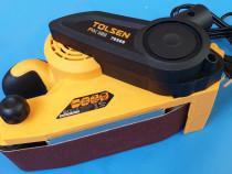 Slefuitor electric cu banda, 910w, 533x76mm fx force express