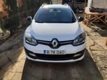 Renault Megane 2016, Euro 6, 127000 km