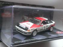 Macheta Toyota Celica GT-4 Raliul Monte Carlo 1991 - 1/43