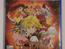 The Seven Deadly Sins Knights of Britannia Playstation 4 PS4