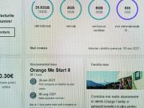 Cedez gratis Abonament Orange