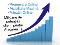 Reclama Online pe Facebook - Publicitate Promovare Afaceri