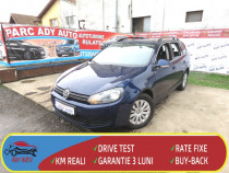 Vw golf 6 - 1,6 tdi - euro 5 - livrare / rate / buy back /