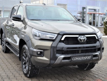 New toyota hilux dc at invincible