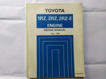 Manual reparatii (tiparit) motoare Toyota(1RZ, 2RZ, 2RZ-E)