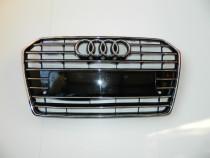Grila bara Audi A6 4G Facelift model 2015-2017 cod 4G0853651