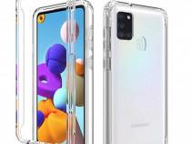 Husa telefon plastic Samsung Galaxy A21s a217 Acryl 360