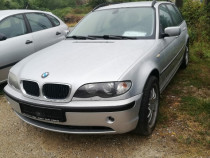 BMW 318d e 46 facelift