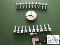 Prezoane Mercedes M12 x 1,5 filet 24 mm cap Semisferic Orice