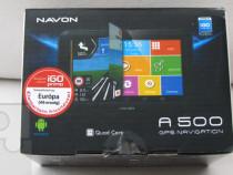 GPS Navon A500 - NOU - ANDROID - Digonala 5 inch - Harti