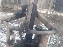 Spargator de lemne la tractor
