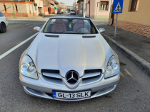 Mercedes Benz SLK cabrio