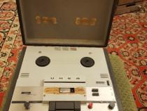 Magnetofon UHER 704 Transistor necesita curele noi