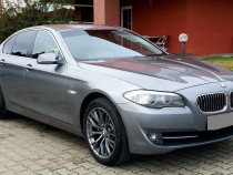 BMW 520 2.0 Diesel 218 Cp Euro 5 An 2011 Model F10 Automatic