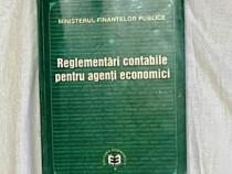Reglementari contabile pentru agenti economici