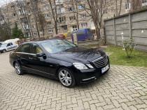 Mercedes E 250 BlueEfficiency * an 2011 * 2.2 CDI * 204 CP