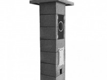 Sistem cos de fum Wienerberger 18B 36 x 36cm 7ml