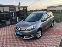 Renault Grand Scenic 1.2 / benzina / 2014