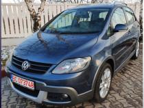 Volkswagen Golf Plus Cross 1.9 TDI
