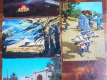 4 CP diferite (Maroc + Algeria)