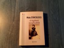 O legatura inexplicabila Mirela Stanciulescu cu autograf