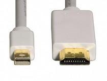 Cablu Adaptor Video Mini DisplayPort Tata la HDMI mama