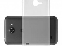 Husa Telefon Silicon Huawei Ascend Y550 Clear Matte BeHello