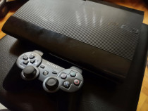 PS3 modat, HDD 250GB, GTA, Fifa, Mortal Kombat