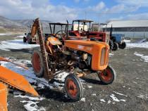 Tractor Fiat 211 cu coasa, 2 pistoane, 21cp
