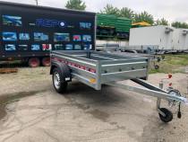 Remorca 750 kg RAR inlcus auto moto atv apicola