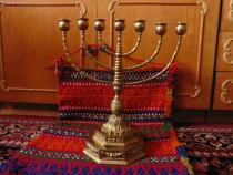 Menorah Jewish symbols