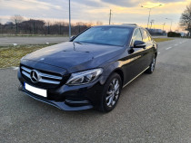 Mercedes c-class 220 bluetec, 2014, e6, accept schimburi