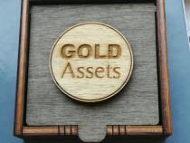 Moneda 4 dolari 2006, aur 0.999
