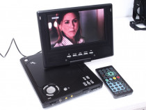 Portabil Dvd,Mp3,Usb,Card,Tv