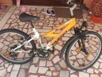 Bicicleta marca Yazoo 24 zoll