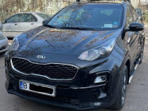 KIA SPORTAGE NOU AN 2020 -4.000 Km- Black Edition-Proprietar