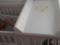 Saltea infasat bebe (rege/regina) foarte comoda- 70x50