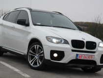 BMW X6 4.0 D - an 2009, 3.0d Biturbo (Diesel)