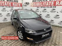 Volkswagen Polo Vw Polo 2012-Benzina-E 5-RATE-