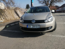 VW Golf 6 2.0 Tdi DSG 2013 140 cp