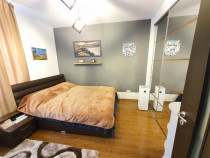 Moara de Vant,Apartament 2 cam.mobilat,gradina 98 mp,parcare