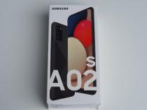 Samsung A02s Black DUOS 32GB sigilat garanție 2ani