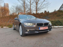 Bmw 320d Full Piele//Automat//Head Up//Navi Mare//Trapa/184c