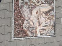 Mozaic marmura 100x100