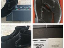 Pantofi Mario Lavalle Piele Întoarsă Mărimea 41