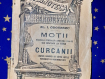 C87-Motii si Curcanii-Al. Odobescu. 1. Rascoala lui Horia. 2