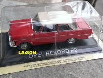 Macheta Opel Rekord P2 - DeAgostini Masini de Legenda 1/43